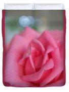 The Whisper Of A Rose Duvet Cover