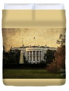 The White House  Duvet Cover