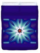 The White Star Duvet Cover