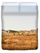 The Wide West Duvet Cover