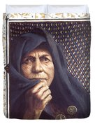 The Widow's Mite - Lgtwm Duvet Cover