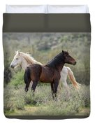 The Wild And Free  Duvet Cover