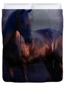 The Wild Mare Duvet Cover