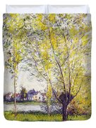 The Willows Duvet Cover