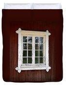 The Window 1 Duvet Cover
