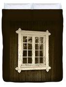 The Window 2 Duvet Cover