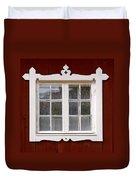 The Window 3 Duvet Cover