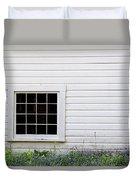 The Window Duvet Cover
