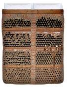 The Wine Cellar Duvet Cover