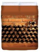 The Wine Cellar II Duvet Cover