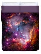 The Wing Of The Small Magellanic Cloud Duvet Cover