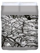 The Winter Has Arrived Duvet Cover