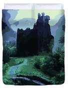 The Witching Hour  Duvet Cover