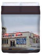 The Wonder Bar, Asbury Park Duvet Cover