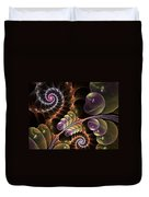 The Wonders Of Nature I Duvet Cover