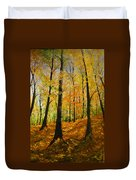The Wood For The Trees Duvet Cover