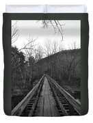 The Wooden Bridge Duvet Cover