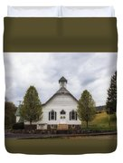 The Woodrow Union Church In Paw Paw West Virginia Duvet Cover