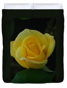The Yellow Rose Of Texas Duvet Cover