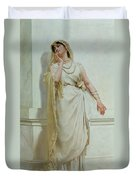 The Young Bride Duvet Cover