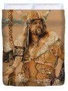 The Young Son Of Bor Duvet Cover