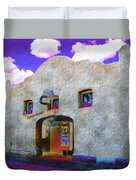 Theater Night Mesilla Duvet Cover