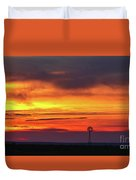 Then Came The Morning Duvet Cover
