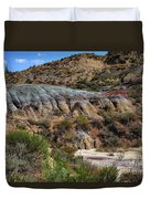 Theodore Roosevelt National Park #1 Duvet Cover