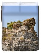 Theodosian Walls - View 1 Duvet Cover