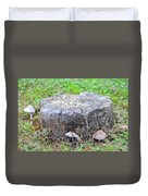 There Is A Fungus Among Us Duvet Cover