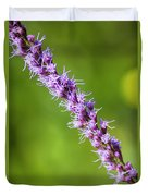 There You Are Blazing Star Duvet Cover