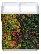 These Are Trees Duvet Cover