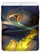 They Are Out There Duvet Cover