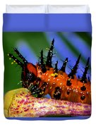 They Call Me Spike 003 Duvet Cover