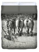 They Wait Duvet Cover