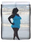 Thick Beach 14 Duvet Cover