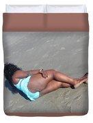 Thick Beach 3 Duvet Cover