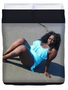 Thick Beach  Duvet Cover