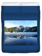 Thin Ice Duvet Cover
