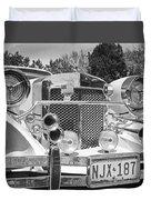 Thirties Roadster Duvet Cover