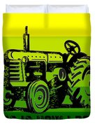 This Is How I Roll Tractor Tee Duvet Cover