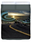 This Is Only The Beginning Duvet Cover