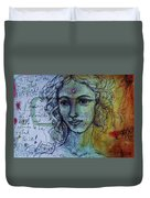 This Is The Day Psalm 118 Duvet Cover