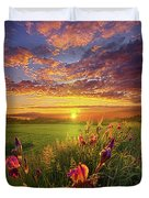 This Life Is A Gift For Everyone Duvet Cover