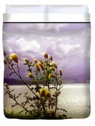 Thistledown Time Duvet Cover