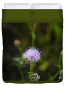 Thistles Morning Dew Duvet Cover