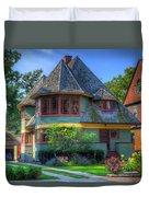 Thomas G. Hale House Duvet Cover