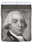 Thomas Gage, 1719 To1787. British Duvet Cover
