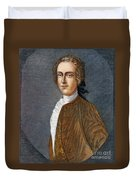 Thomas Hutchinson Duvet Cover
