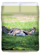 Thompson Gazelles Duvet Cover